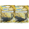 Avix 5 Pin DIN Domino Plug To 6.3mm Stereo Jack Socket