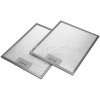 Ariston Metal Mesh Cooker Hood Grease Filter (Pack Of 2)