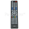 Luxor Compatible With RC1912, RC4822, RC4845 TV Remote Control