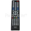 ECG Compatible TV Remote Control