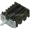 JMB Oven Function Selector Switch (Main Oven) - EGO 46.23966.547