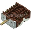 Siemens Function Selector Switch