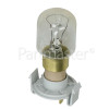 Samet Appliance Lamp & Base