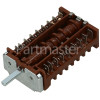 Scandinova Oven Function Selector Switch - BT2760S/S