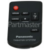 Panasonic N2QAYC000102 Theatre System Remote Control