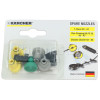 Karcher K2-K7 T-Racer Replacement Nozzle Kit