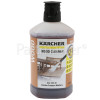 Karcher 3-in-1 Plug 'N' Clean Wood Cleaner Detergent - 1 Litre