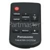 Panasonic N2QAYC000103 Theatre System Remote Control