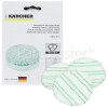 Karcher Sealed Polishing Pads - Pack Of 3