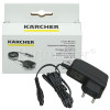 Karcher WV60 Window Vacuum Mains Charger - European Plug