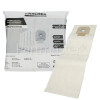 Karcher Paper Filter Dust Bags (Pack Of 5)
