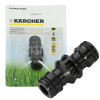 Karcher Two-Way Garden Hose Connector