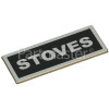 Stoves Name Badge - Silver