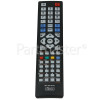 Brandt Compatible TV Remote Control