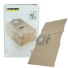 Karcher Paper Dust Bag (Pack Of 10)