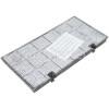 Wpro DE1360BR Type 150 Carbon Filter