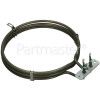 Mercury Appliances Fan Oven Element 2500W