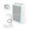 Honeywell Live Well Series 3 Wireless Plug-In Chime Kit - White