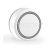 Honeywell Live Well Wireless Round Push Button - White