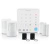 Honeywell Live Well Wireless Apartment Intelligent Control Alarm Kit