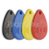 Honeywell Evohome Wireless Contactless Tags - Pack Of 4