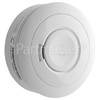 Honeywell Evohome Wireless Smoke Alarm - White