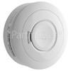 Honeywell Evohome Wireless Smoke Alarm - White