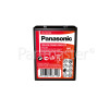 Panasonic PP9 Heavy Duty Zinc Chloride Battery