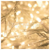 The Christmas Workshop 20 LED Warm White String Lights - Battery Powered