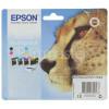 Epson 7400 Genuine T0715 Multi-Pack Ink Cartridges