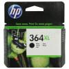 Hewlett Packard Genuine No.364XL High Capacity Black Ink Cartridge (CN684EE)