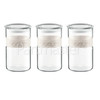 Bodum 3 Piece Presso Storage Glass Set