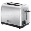 Russell Hobbs Adventure 2 Slice Toaster