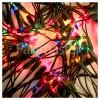 The Christmas Workshop 200 Multi-Colour Fairy Lights Set - UK Plug