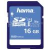 Hama Memory Fast 16GB Class 10 SDHC Memory Card