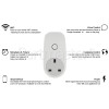 TCP Smart WiFi Single Plug Socket