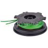 Homelite Spool & Line : T/f Performace Power : PRO24ccBCA, PRO24ccSGTA, PWR21ccSGTA, PWR25ccSBCA. Ryobi : RPT701