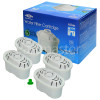 Rex Compatible Brita Maxtra Water Filter Cartridge - Pack Of 4