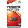 Panasonic 4SR44 Silver Oxide Battery