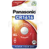 Panasonic CR1616 Coin Battery