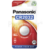 Panasonic CR2032 Lithium Coin Battery