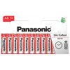 Panasonic AA Zinc Carbon Batteries: Box Of 20 Packs