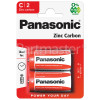 Panasonic C Zinc Chloride Batteries