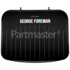 George Foreman Medium Fit Health Grill