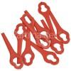 Aldi Plastic Blades (Pack Of 10) : T/F Ferrex Aldi FAR 20-1 Grass Trimmer