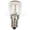 Hotpoint Universal 25W Oven Lamp SES/E14 240V