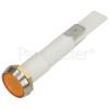 Falcon Neon Indicator Light - Orange / Amber