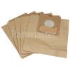 Leclerc VP77 Dust Bags (Pack Of 5) - BAG187