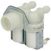 Indesit Cold Water Double Solenoid Inlet Valve : 180deg. 12 Bore Outlets