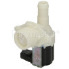 Asea Skandia Cold Water Single Inlet Solenoid Valve : 90Deg. With Protected (push) Connector & Large Bore Outlet